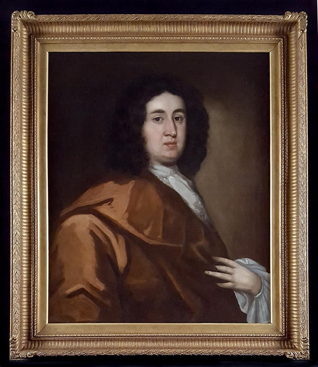 Portrait D'un Gentilhomme, 17e Siècle