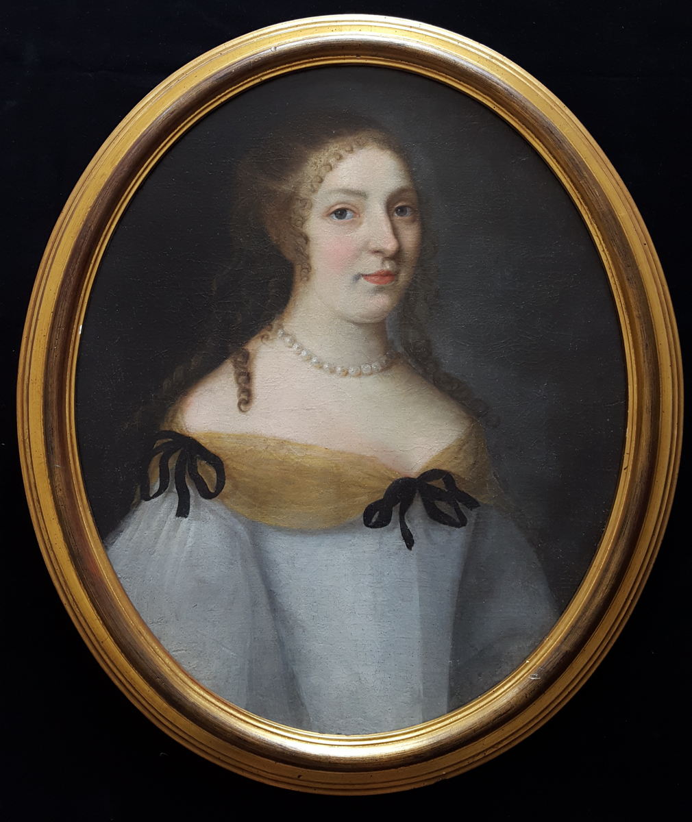 Portrait d'Une Dame C.1660