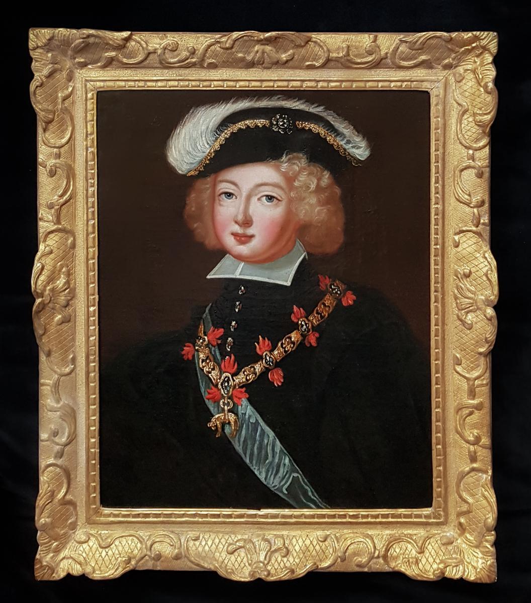 Portrait De Philippe V d'Espagne, Vers 1725