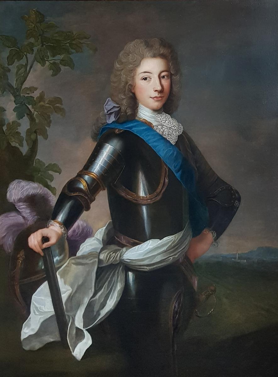 Portrait De Louis François De Bourbon, Prince De Conti C.1727