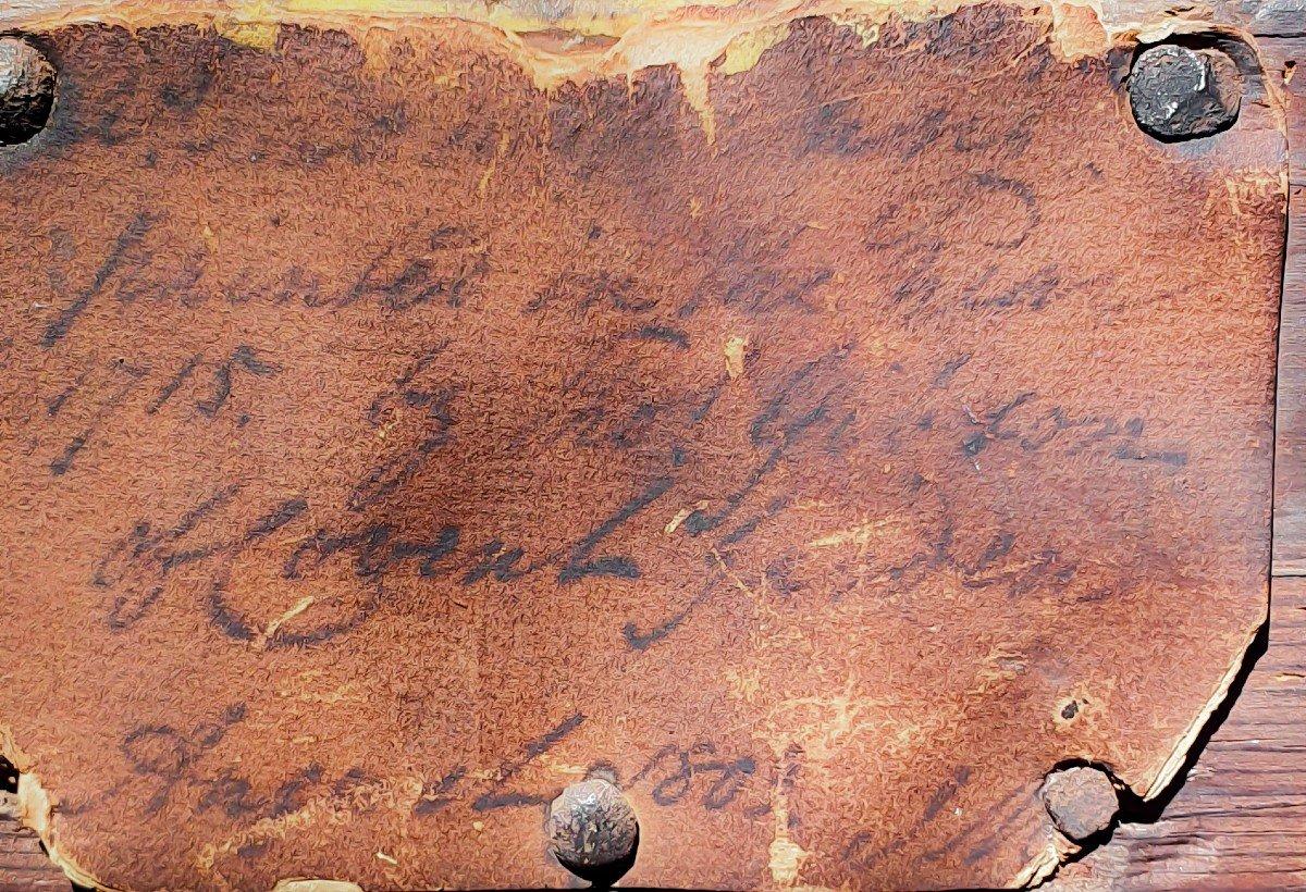 Vers 171 Portrait Du Capitaine James Monypenny (1670-1721)-photo-4