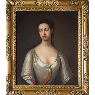Portrait De Dame, Vers 1726