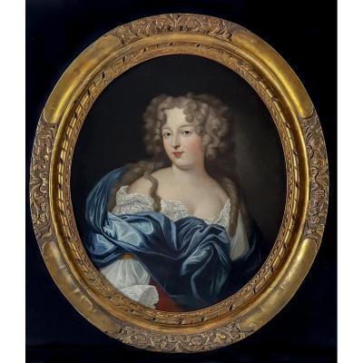 Portrait De Françoise-marguerite De Sévigné, Comtesse De Grignan, Française, C.1670