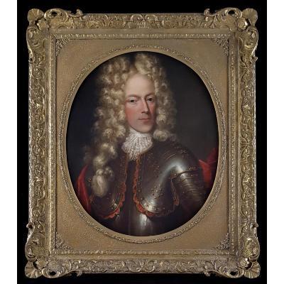 Portrait d'Un Gentilhomme, XVIIème Siècle, France