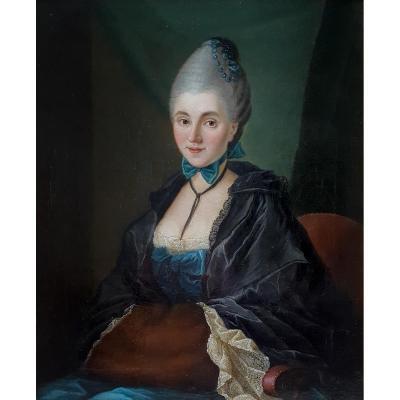 Portrait De Femme, Vers 1779