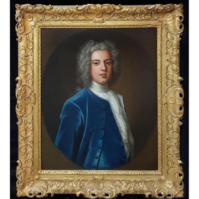 Portrait De William Clavering-cowper, 2ème Comte Cowper Vers 1732
