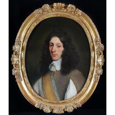 Portrait De Henri II De Lorraine, Duc De Guise Vers 1640
