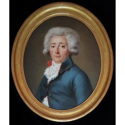 Portrait d'Un Gentilhomme Vers 1788
