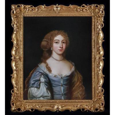 Portrait De l'Honorable Mme Henry Arundell Vers 1660
