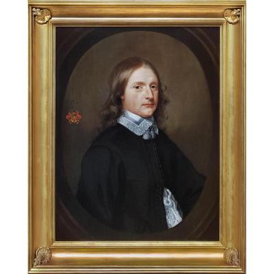 Portrait d'Un Gentilhomme Daté 1651