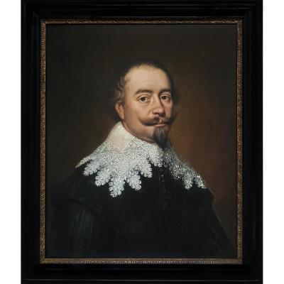 Portrait d'Un Gentilhomme Vers 1635
