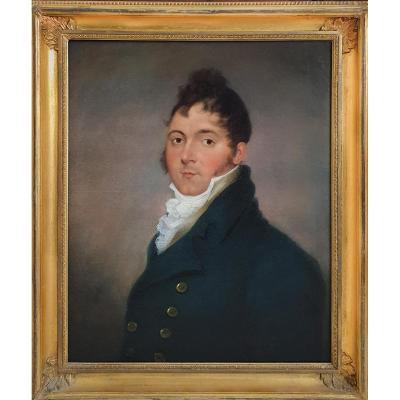 Portrait d'Un Gentilhomme Vers 1809