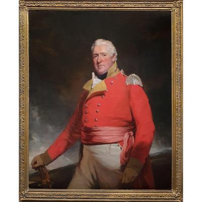 Portrait De John Bagwell M.p. (1751-1816) Vers 1800