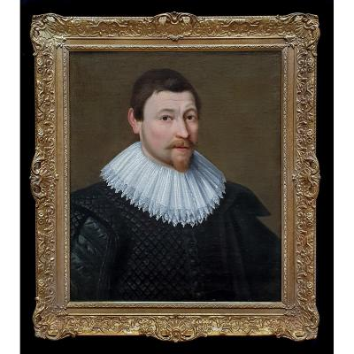 Portrait De William Ramsden (1558-1623) Vers 1620