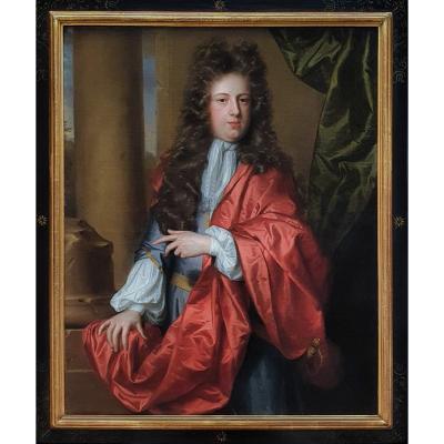 Vers 1694 Portrait De Gilbert Coventry 4e Comte De Coventry (vers 1668–1719)