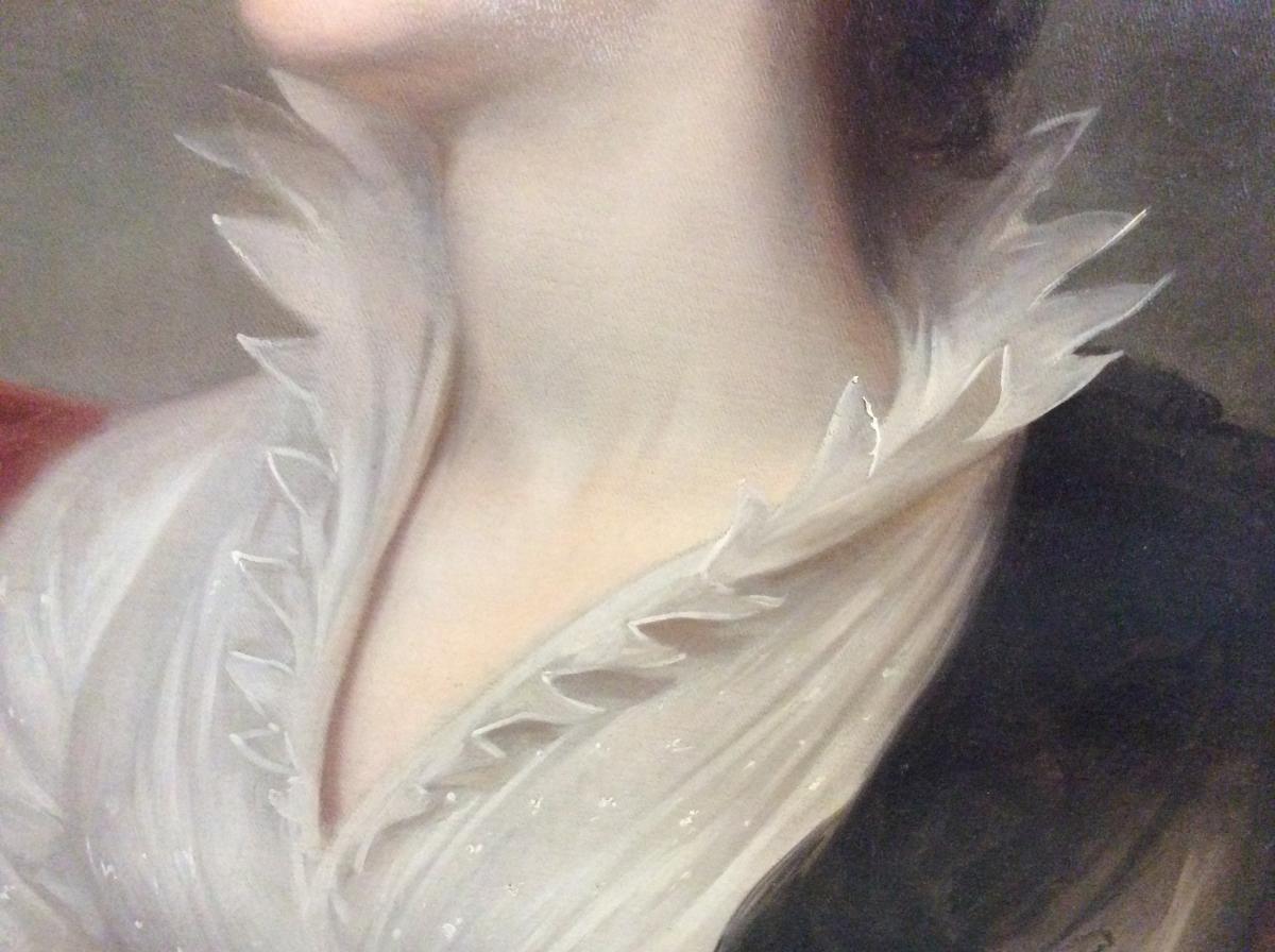 Portrait Of a Lady-photo-3