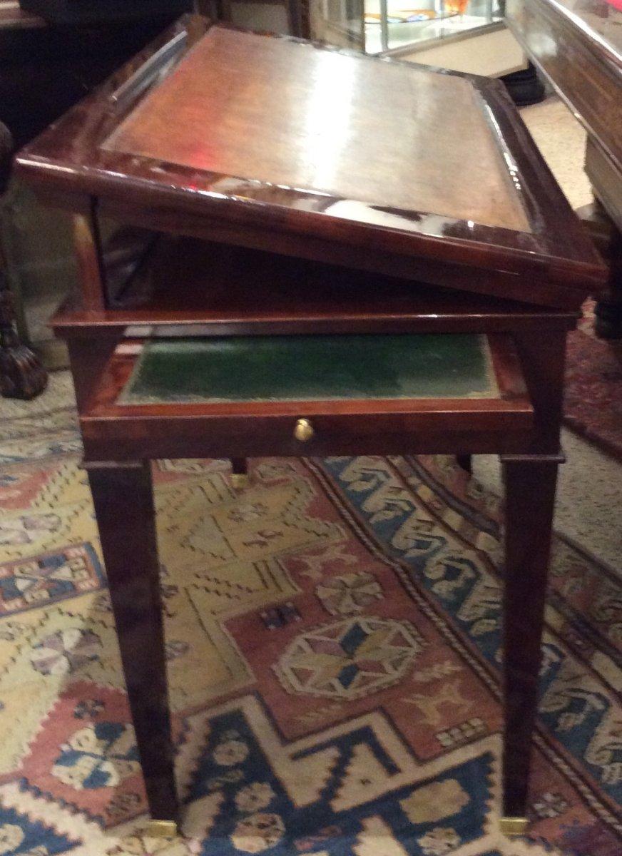 Table «à La Tronchin»-photo-4