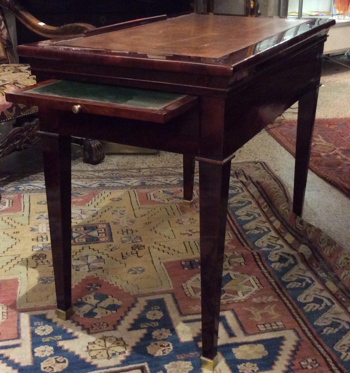 Table «à La Tronchin»-photo-1