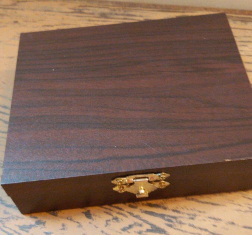 Couteau à l'emblème maçonnique-photo-4