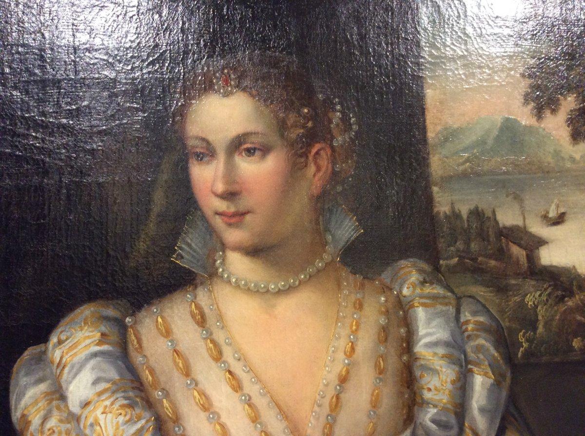 Portrait De Anne De Tramecourt-photo-2