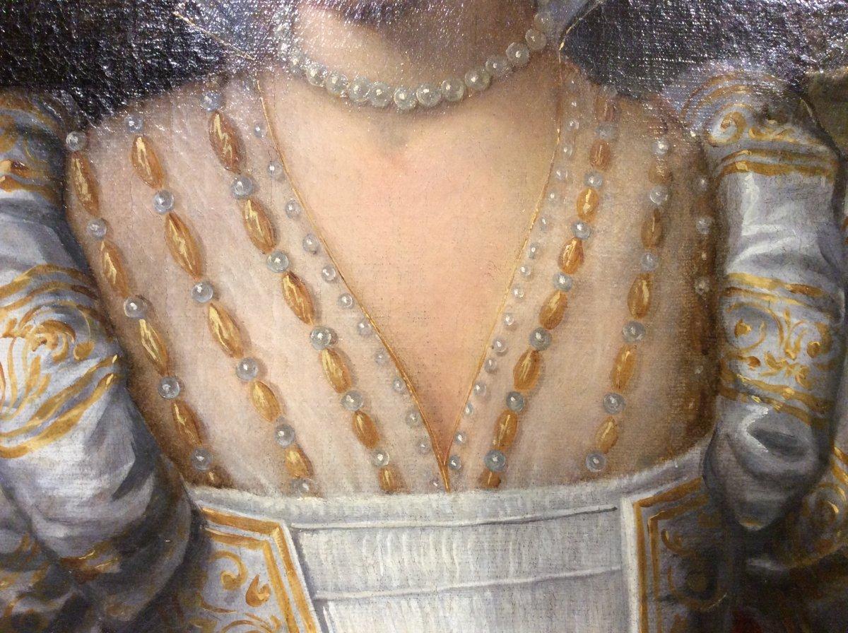 Portrait De Anne De Tramecourt-photo-3
