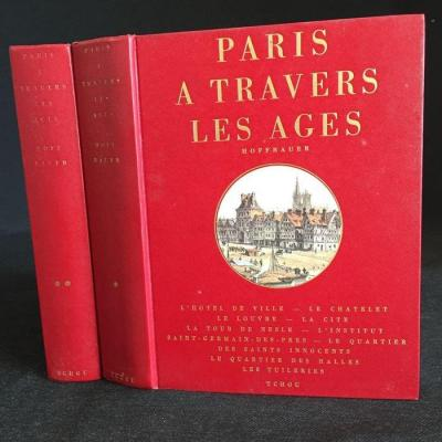Paris Travers Âges By Hoffbauer