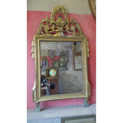 Élégant Miroir Louis XVI