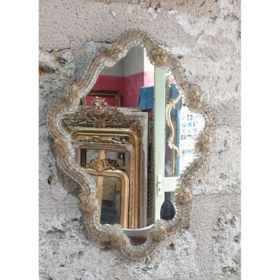 Murano Mirror Perfect Condition