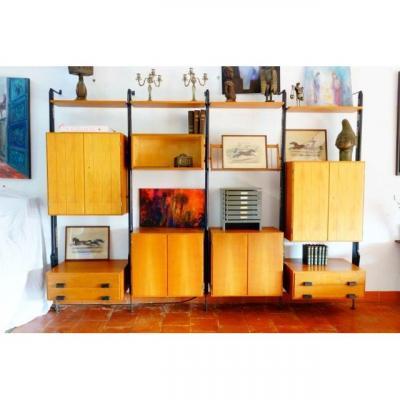Wall Furniture, Unique 1960s