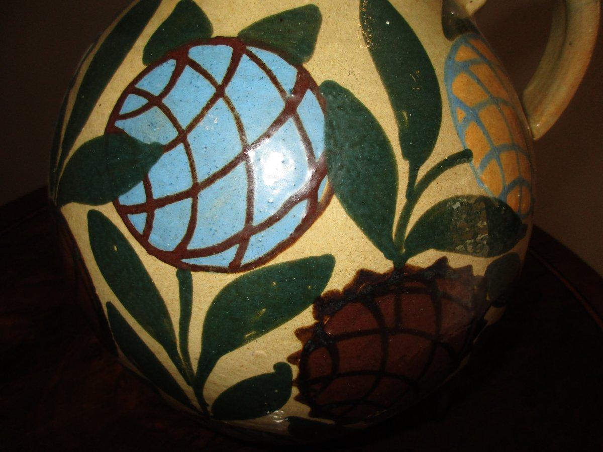 Vase Art Déco -photo-2