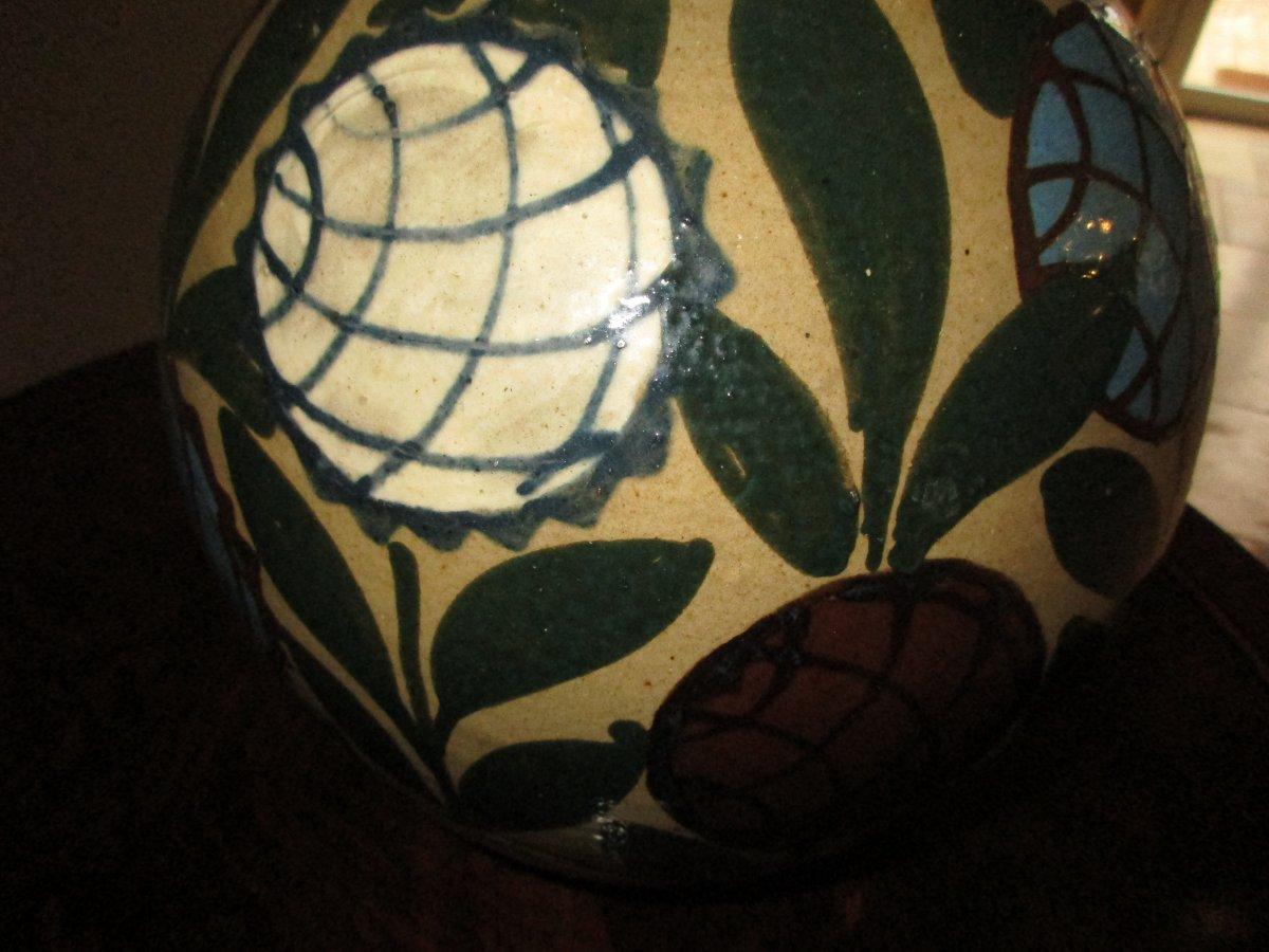 Vase Art Déco -photo-3