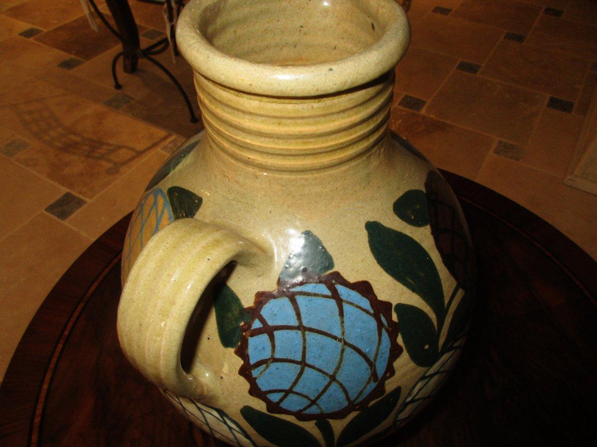 Vase Art Déco -photo-4