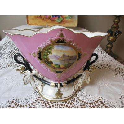 Porcelain Altar Vase