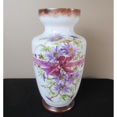 Opaline Vase