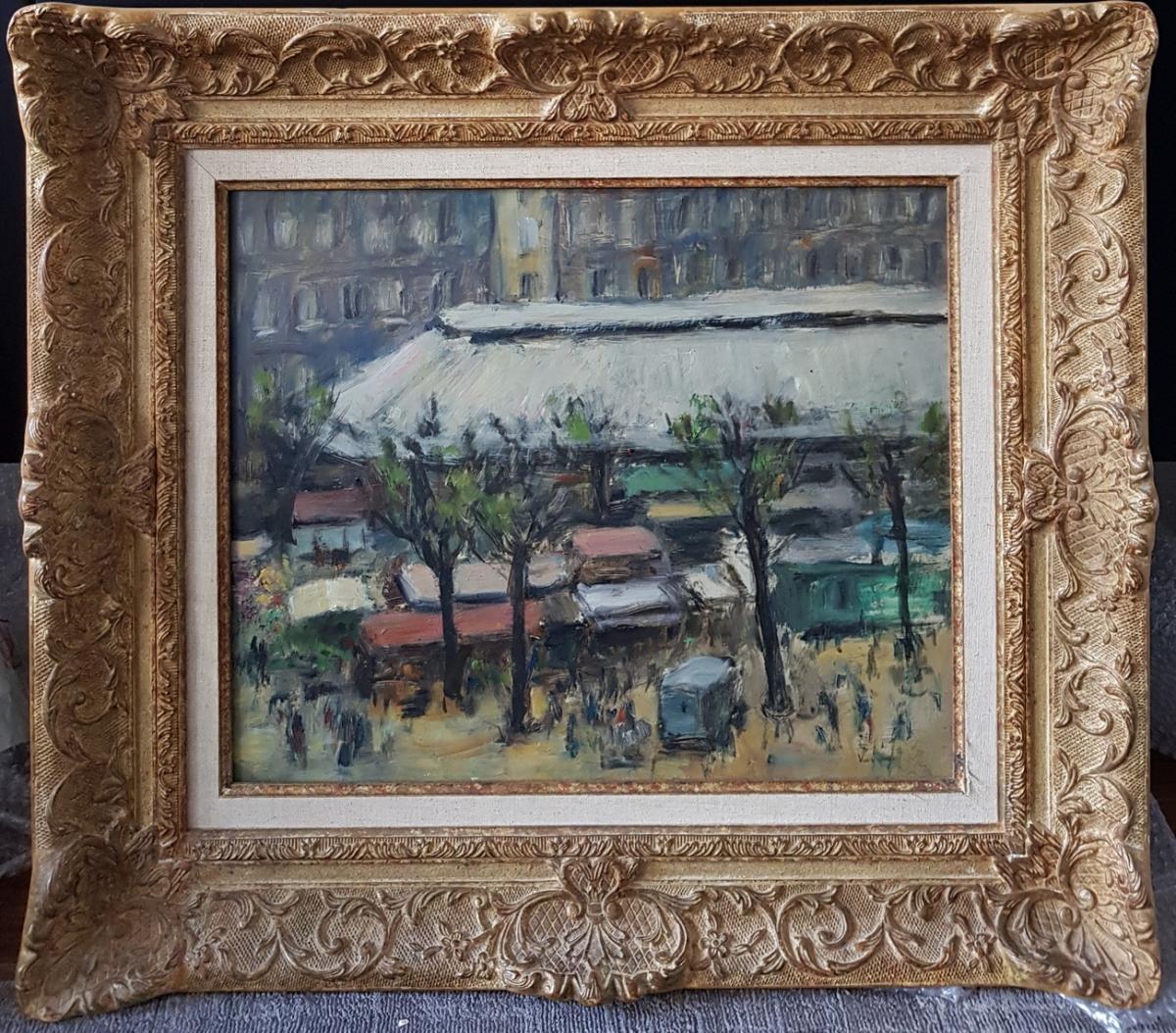 Maurice Vaumousse (1876-1961), School Of Rouen