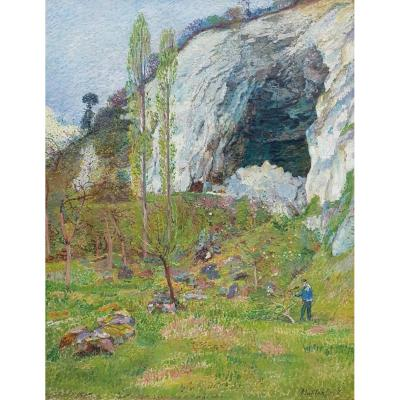 Henri HUKLENBROK (1871-1942), La Bouille