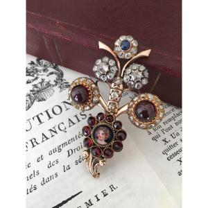 Very Rare Old Brooch That Belonged To A European Royal Family
