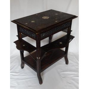 Syrian Tea Table, Late Nineteenth