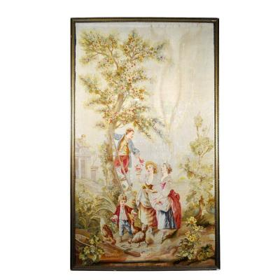 Aubusson Tapestry Late Nineteenth