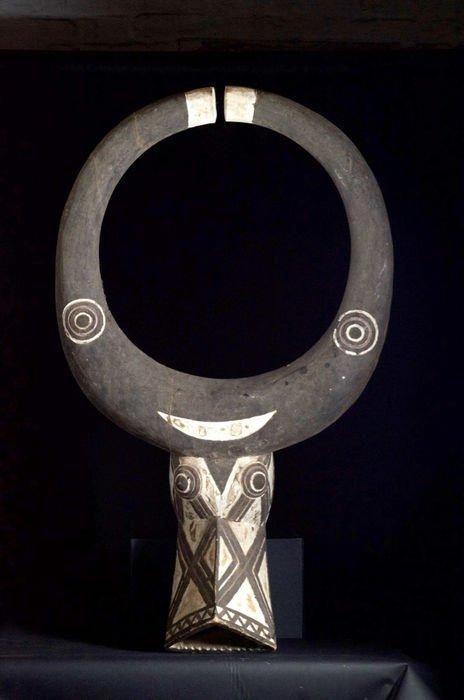 Grand Masque Buffle Cimièr Bobo Bwa  - Burkina Faso