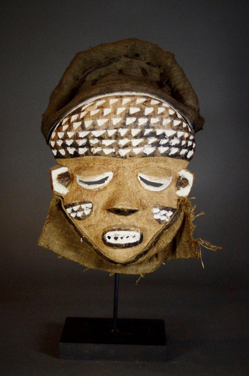 Masque Pende Mbuya - R.d.c.