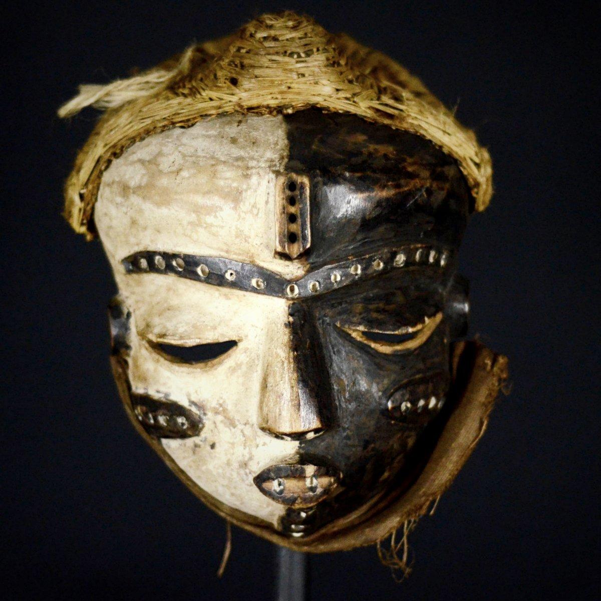 Masque Pende Mbangu ( Ensorcelé Ou Malade) - Rdc