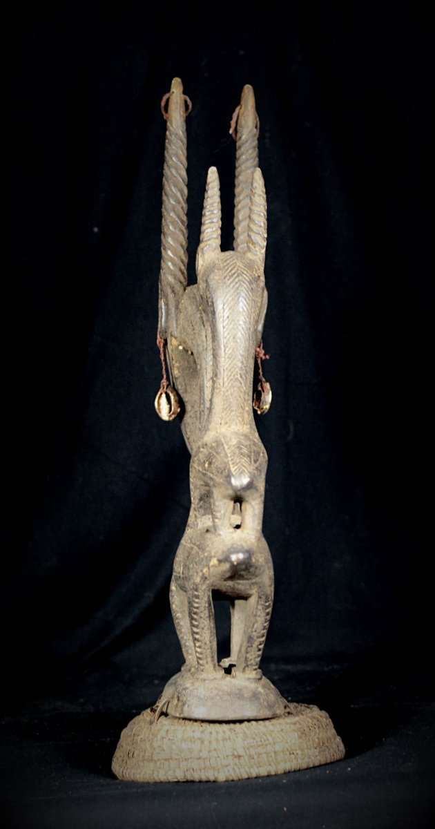 Cimièr Chi Wara Bamana - Mali