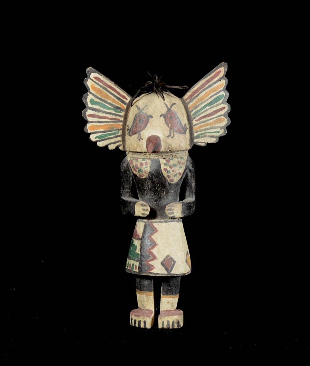Kashina Des Indiens Hopi - Arizona - Usa
