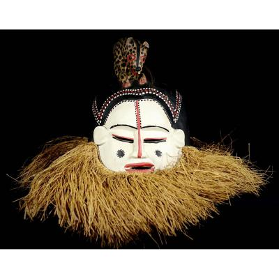 Cimièr Holo Ngoni Mask Of Circumcision - Ground Floor