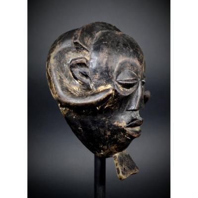 Kuba Ngeende Pwoom Itok Passport Mask - Ground Floor