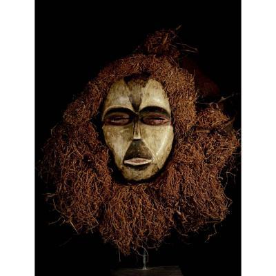 Great Galoa Okukwe Mask - Lambaréné - Gabon