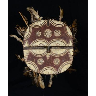 Masque Kidumu Des Téké - R.d.c.