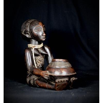 Porteuse De Coupe Luba Mboko - R.d.c.