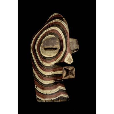 Old Big Songye Kifwebe Mask - The Democratic Republic Of The Congo